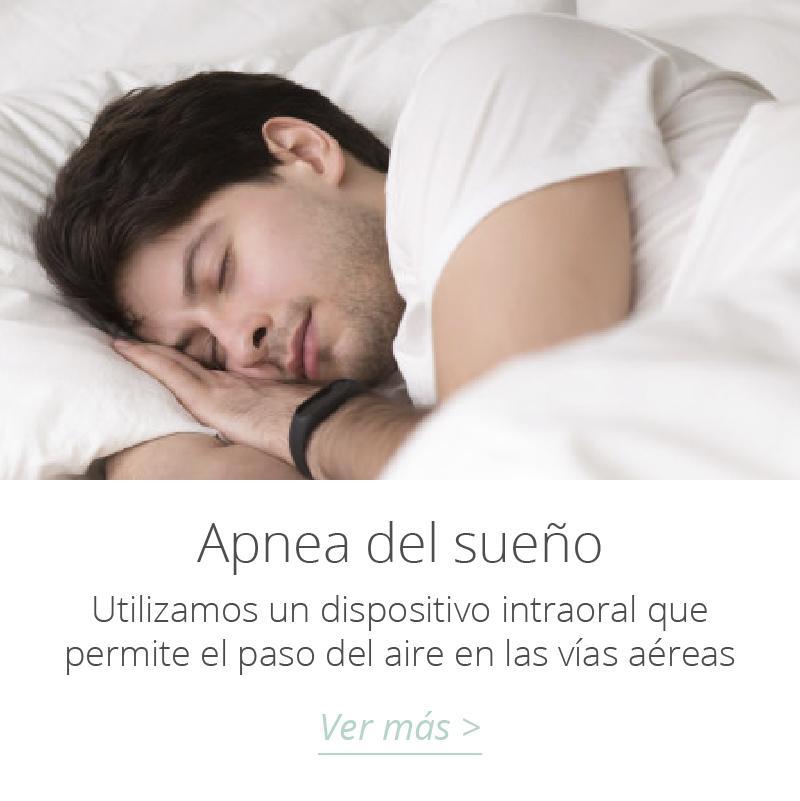 tratamientos apnea del sueño