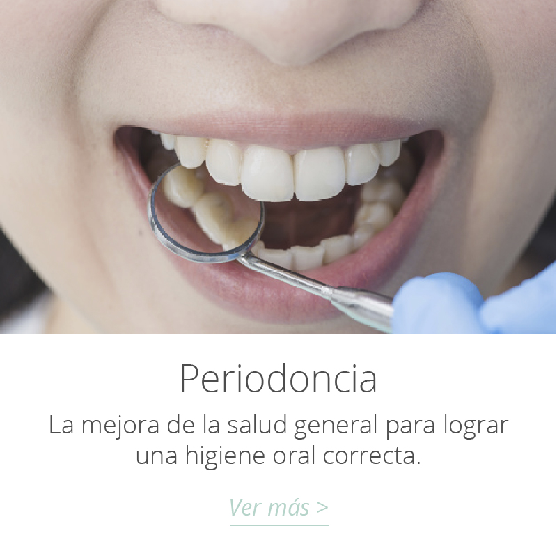 periodoncia salud dental