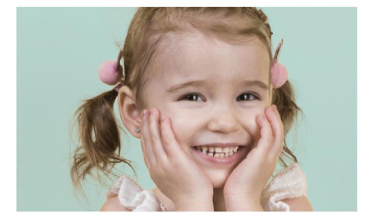 ¿A qué edad llevamos a los peques al dentista?