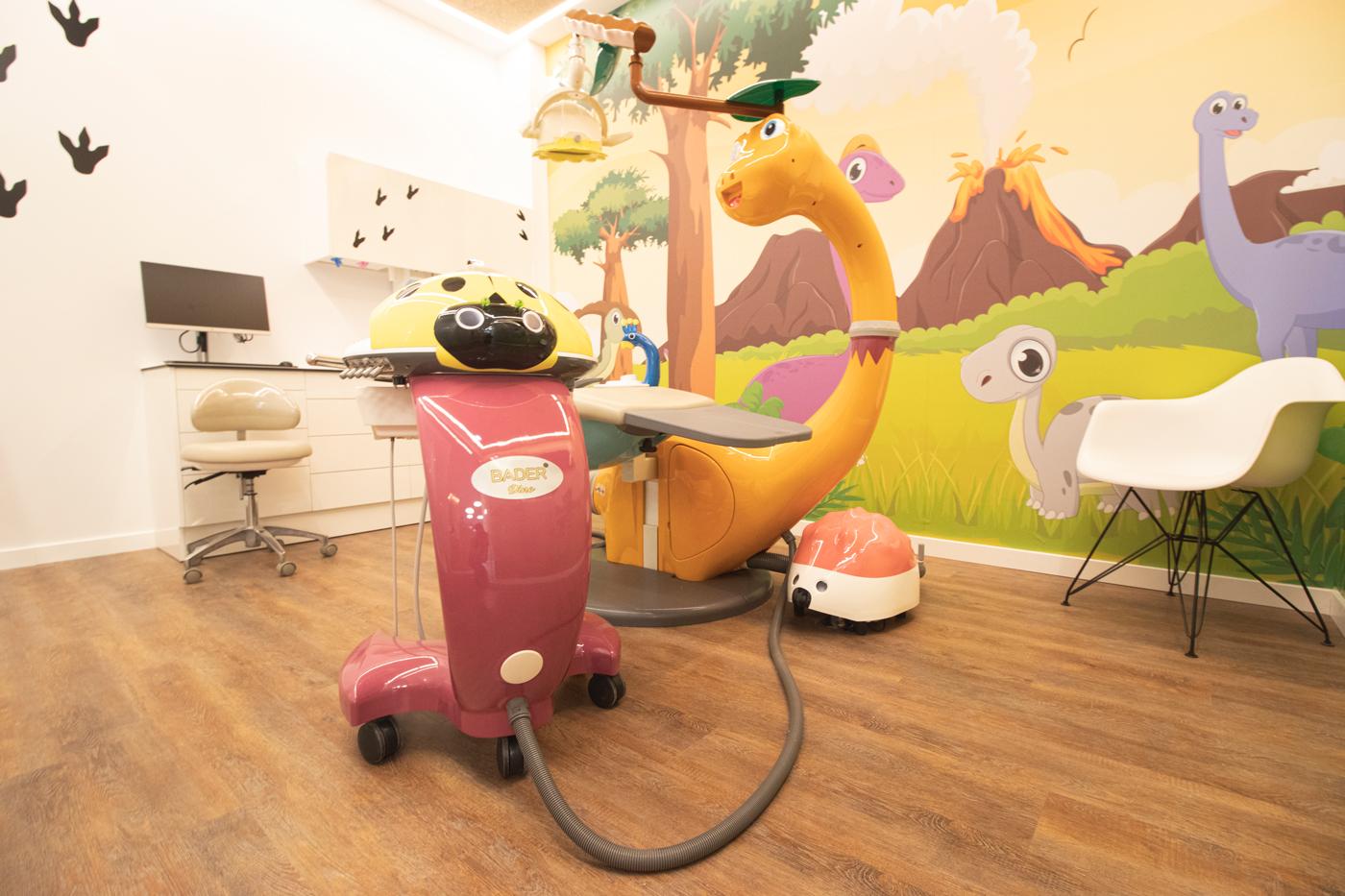 clínica dental infantil viesques