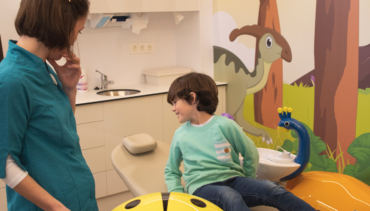 ¿Se realiza sedación profunda en odontopediatría?